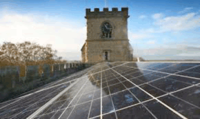 churchroofsolar