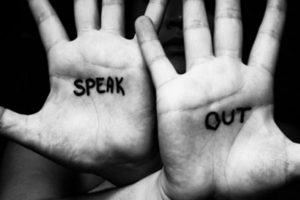 speak up pic